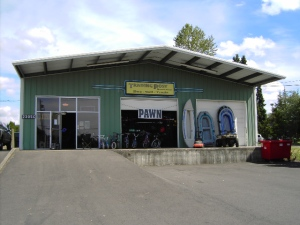 Trading Post Northwest Store Front