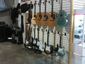 Trading Post Northwest Guitars Newberg Oregon